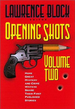 book cover of Opening Shots Volume 2