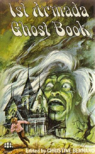 book cover of The Armada Ghost Book