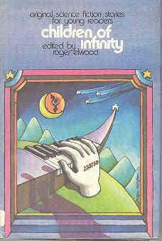 book cover of Children of Infinity