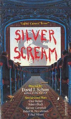 book cover of Silver Scream