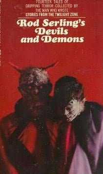 book cover of Rod Serling\'s Devils and Demons