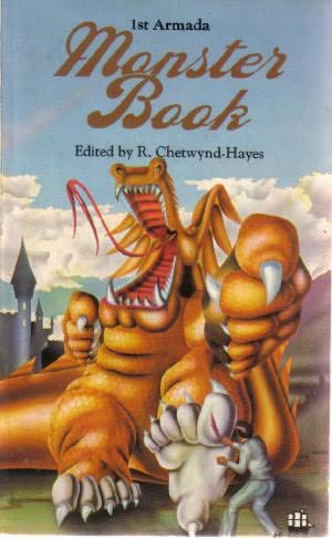 book cover of The First Armada Monster Book