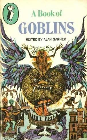 book cover of A Cavalcade of Goblins