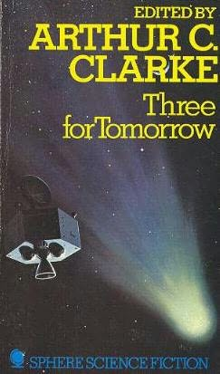 book cover of Three for Tomorrow