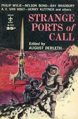 book cover of Strange Ports of Call
