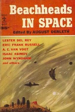 book cover of Beachheads in Space