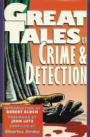 book cover of Great Tales of Crime and Detection