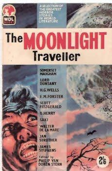 book cover of The Moonlight Traveller