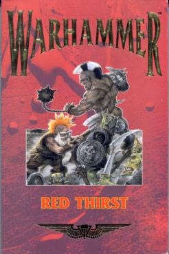 book cover of Red Thirst