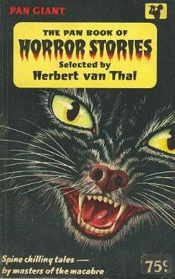 book cover of The 1st Pan Book of Horror Stories