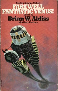 book cover of Farewell, Fantastic Venus!