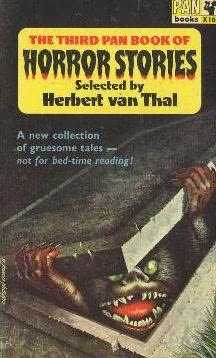 book cover of The 3rd Pan Book of Horror Stories