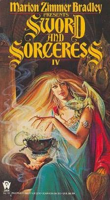 book cover of Sword and Sorceress IV