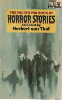 book cover of The 4th Pan Book of Horror Stories