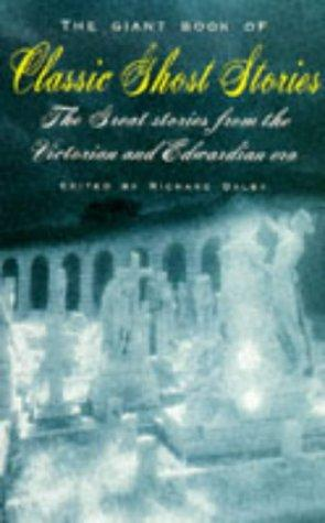 book cover of Giant Book of Classic Ghost Stories