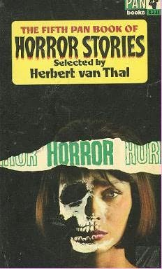 book cover of The 5th Pan Book of Horror Stories