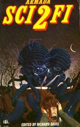 book cover of Armada Sci2Fi