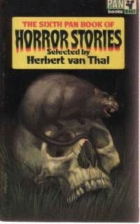 book cover of The 6th Pan Book of Horror Stories