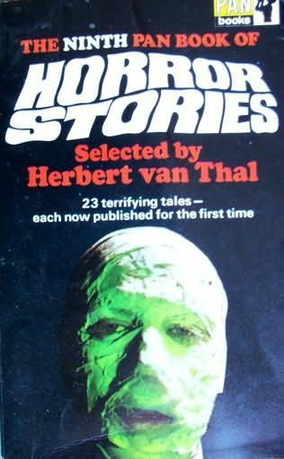 book cover of The 9th Pan Book of Horror Stories
