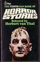 book cover of The 10th Pan Book of Horror Stories
