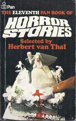 book cover of The 11th Pan Book of Horror Stories