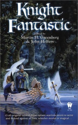 book cover of Knight Fantastic