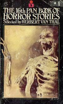 book cover of The 16th Pan Book of Horror Stories