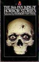 book cover of The 18th Pan Book of Horror Stories