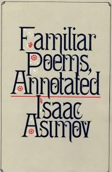 book cover of Familiar Poems, Annotated
