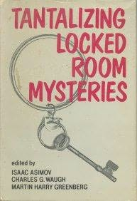 book cover of Tantalizing Locked Room Mysteries