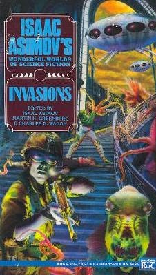 book cover of Invasions
