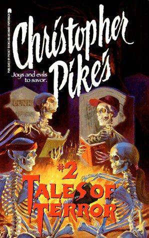 book cover of Christopher Pike\'s Tales of Terror 2