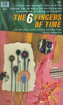book cover of The Six Fingers of Time