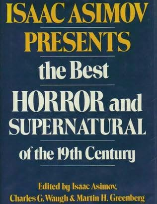 book cover of The Best Horror and Supernatural of the 19th Century