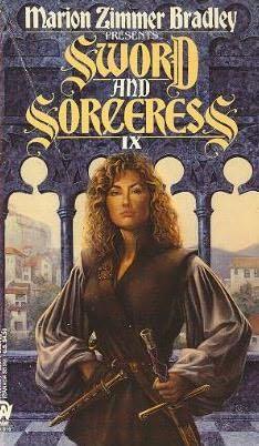 book cover of Sword and Sorceress IX