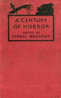 book cover of A Century of Horror