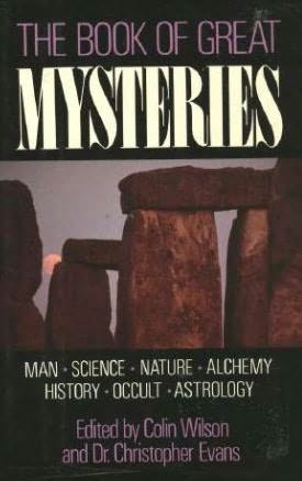 book cover of The Book of Great Mysteries