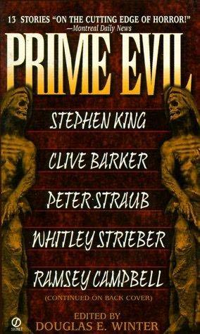 book cover of Prime Evil