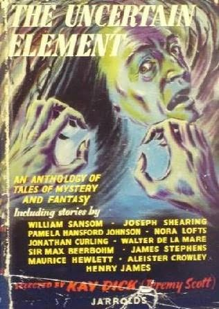 book cover of The Uncertain Element