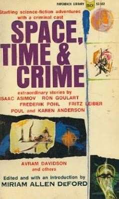 book cover of Space, Time and Crime