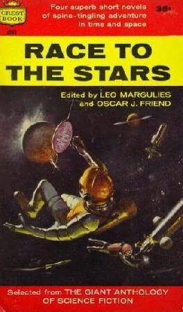 book cover of Race to the Stars