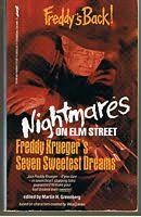book cover of Nightmare on Elm Street: Freddy Krueger\'s Seven Sweetest Dreams