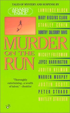 book cover of Murder on the Run