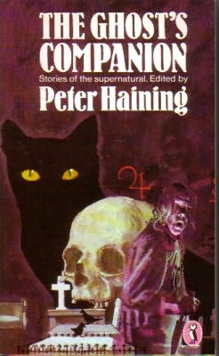 book cover of The Ghost\'s Companion