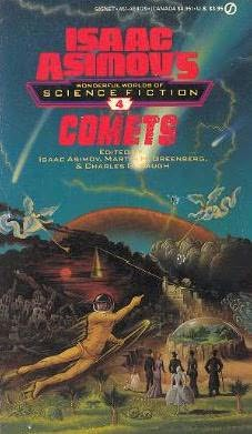 book cover of Comets