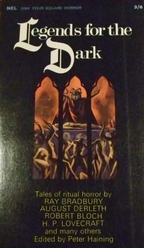 book cover of Legends for the Dark