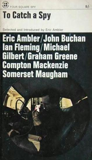 book cover of To Catch a Spy