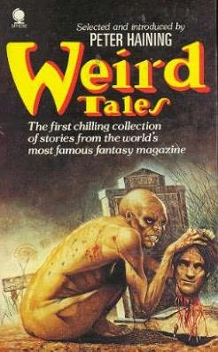 book cover of Weird Tales Volume 2