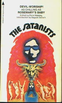 book cover of The Satanists