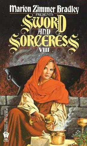 book cover of Sword and Sorceress VIII
